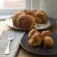 Brown Butter Cinnamon Pecan Pull Apart Bread is a wonderful treat for a special morning meal!
