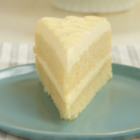 slice of Lemon Cream Cake