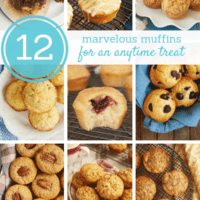 collection of muffin recipes from Bake or Break