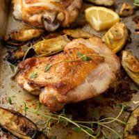 chicken with artichoke