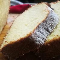 Hot Milk Vanilla Sponge Cake