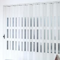 PVC Folding Door Onna Gold