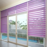 Rainbow Blinds