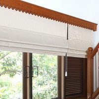 Roman Shades Onna Gold