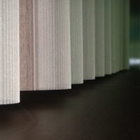 Vertical Sheer Blind Onna Gold