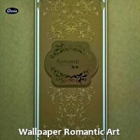 Wallpaper Romantic Art