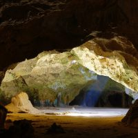 Quadriki cave, aruba