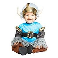 Disfraz de vikingo para bebe