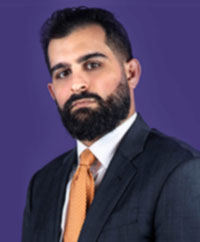 Kayvon Sabourian, Associate Attorney