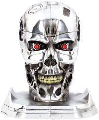 Nemesis-Now-Terminator-sujetalibros-Resina-calavera-terminator