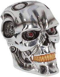 Coleccionable-oficial-T-800-Terminator-Replica-calavera-terminator