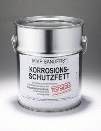 Mike-Sanders Korrosionsschutzfett 750g Dose