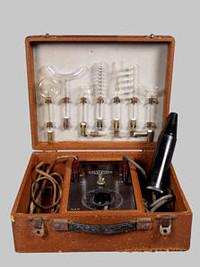 premier appareil d'électro-stimulation ems
