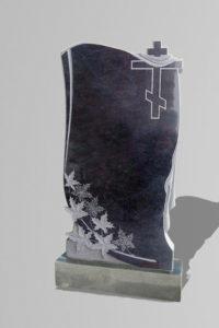 Памятник «Крест/клен»