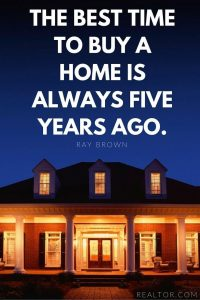 real estate inspirational quote