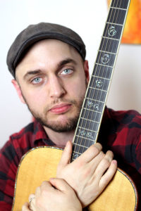 Cory Hill Voice Guitar Ukulele Piano Teacher Toronto Music Lessons