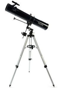 Celestron PowerSeeker 114EQ telescope