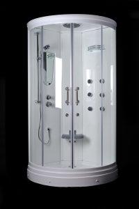 Die verschiedenen Arten von Glasduschen mit Tipp zum Bau.