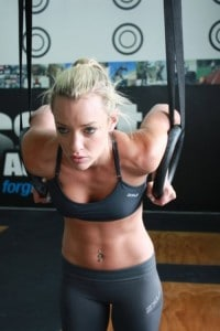 Muscle Ups Chick