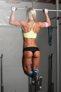 Pull Ups Chick
