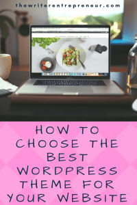How to choose the best wordpress theme for your website