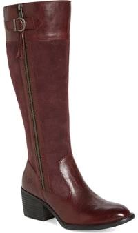 Børn Uchee knee high boot   40plusstyle.com