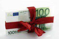 denaro regalo