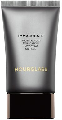 Best foundation for mature skin - HOURGLASS Immaculate Liquid Powder Foundation | 40plusstyle.com