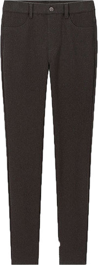 Uniqlo HEATTECH stretch leggings pants | 40plusstyle.com