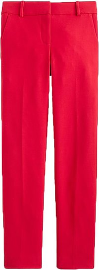 Cameron slim crop pant in four-season stretch | 40plusstyle.com