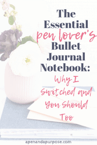 Scribbles That Matter: The Essential Journal for Pen Lovers