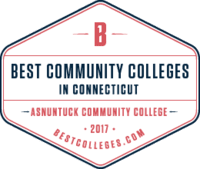Seal Best Colleges in Connecticut Asnuntuck Community College