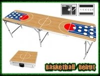 beer pong tables - basketball