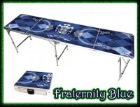beer pong tables - blue