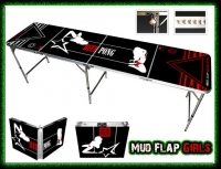 beer pong tables-mud flaps