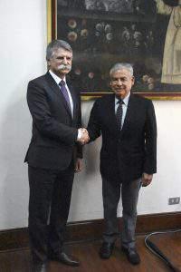 Peru Hungary