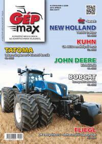 GÉPmax – 2014-04 – április