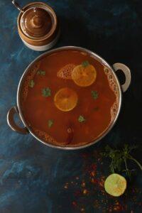 Lemon Rasam / Elumichai Rasam / Nimbu Rasam Recipe