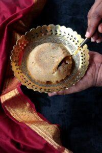 Banana Sheera, Sooji Halwa (Satyanarayan Sheera Prasad Recipe)