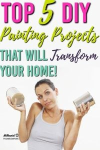 best DIY painting projects