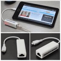 Mini Usb Adaptador Red 10 100mbps Rj45 Tabletas Celulares