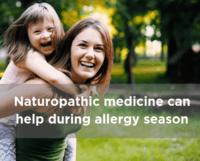 naturopathic medicine allergies