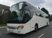 full size 50-57 passenger charter bus for hire in DC, MD, Northern VA