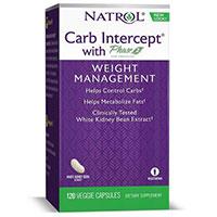 Natrol White Tarhapapu Carb Intercept