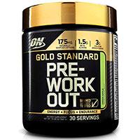 Optimum Voeding Goud Standaard Pre-oefensessie