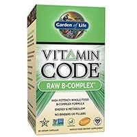Kompleks witamin z kodem B Garden Of Life
