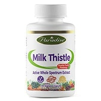 Paradise Herbal Milk Thistle