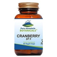 Pure Mountain Botanicals Cranberry