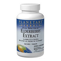 Planetary rohdokset Full Spectrum Elderberry Ote