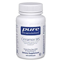 Purong Encapsulations Cinnamon Ws